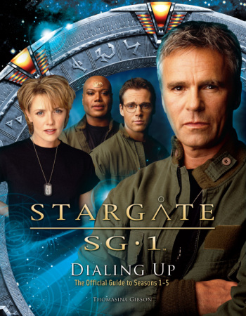 Win Stargate SG1 Dialing Up: Tuning in to SciFi TV Contest #5