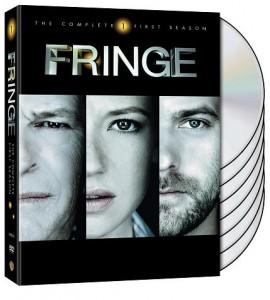 Win Fringe Season 1 On DVD