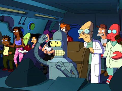 Futurama 6th Season Premiere!