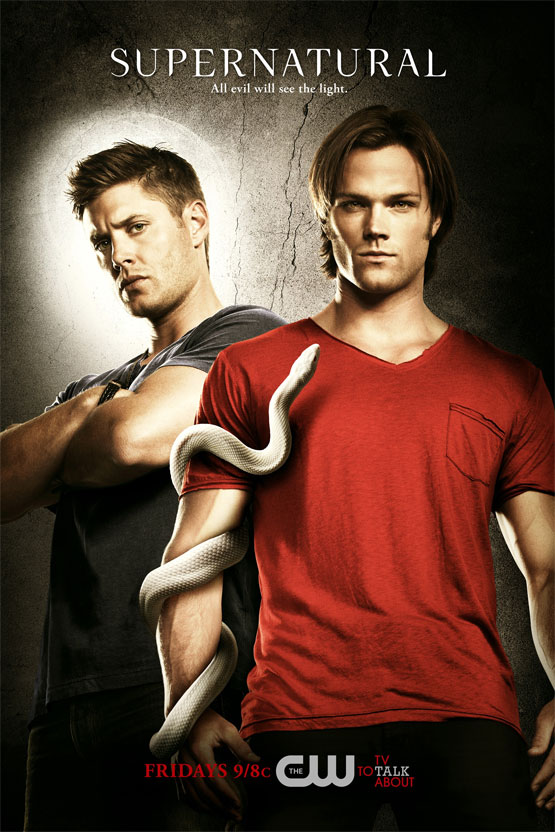 Tuning in to SciFi TV #133 – Supernatural Season 6: The Road So Far