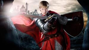 Merlin - Arthur