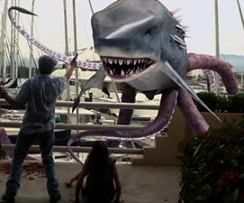Saturday B Movie Reel #8 – Sharktopus