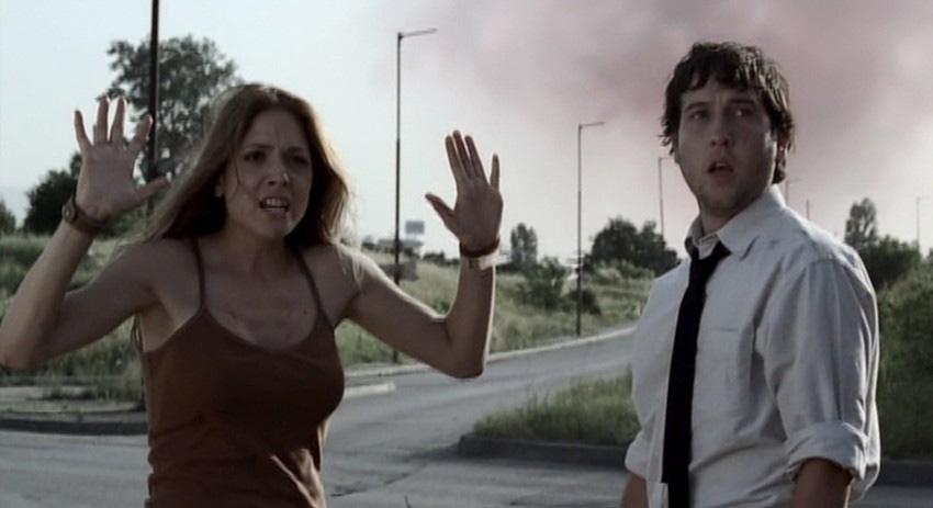 Syfy Original Movie – Infestation On DVD