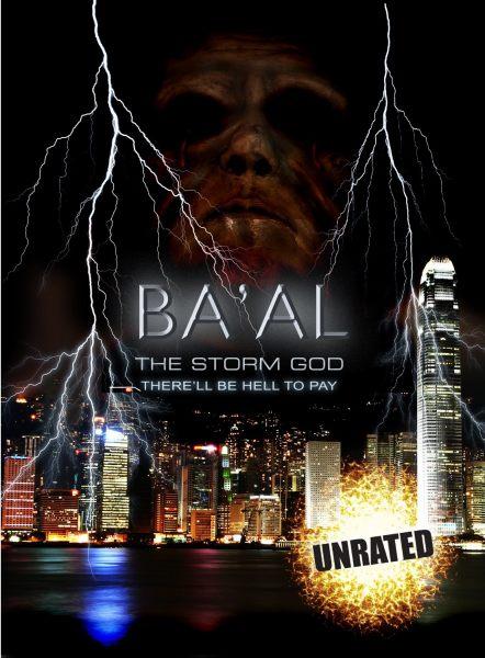 Syfy Original Movie – Ba'al: The Storm God On DVD