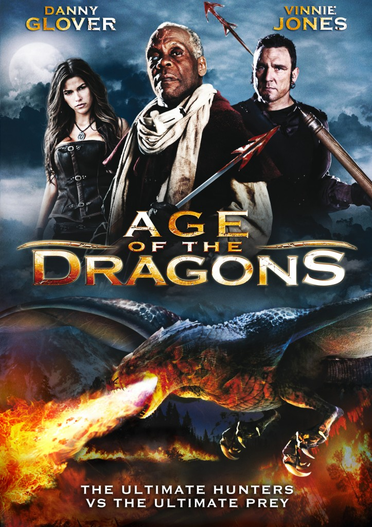 Syfy Original Movie – Age Of The Dragons July 30th