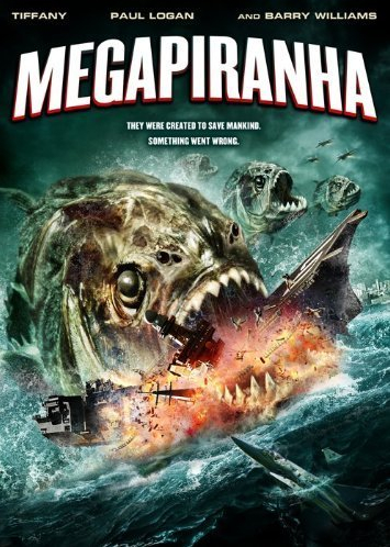 Dragon Con 2014 Scifi Drive-In Theater Heckle-Along – Mega Piranha