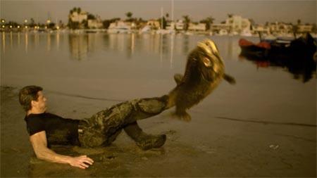 Saturday B Movie Reel #26 – Mega Piranha