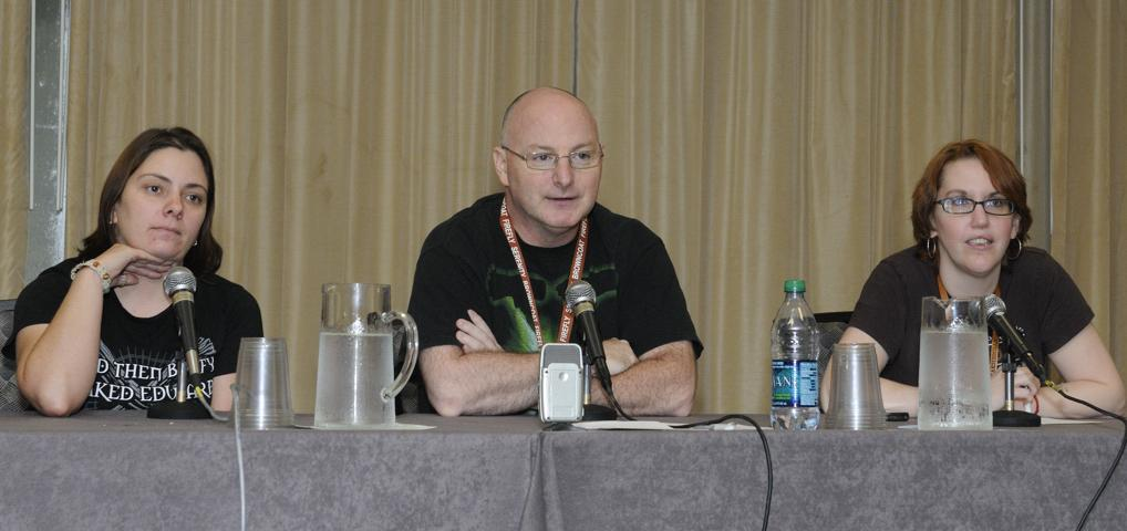 Tuning in to SciFi TV #155 – Whedonverse Turning Points panel from DragonCon 2011