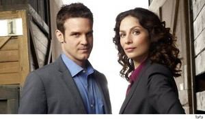 Upcoming Warehouse 13 Media Conference Call with Eddie McClintock And Joanne Kelly