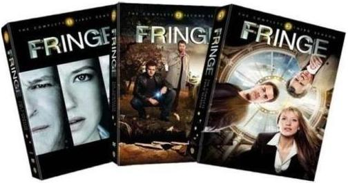 Contest – Win Fringe Seasons 1, 2, and 3 On DVD