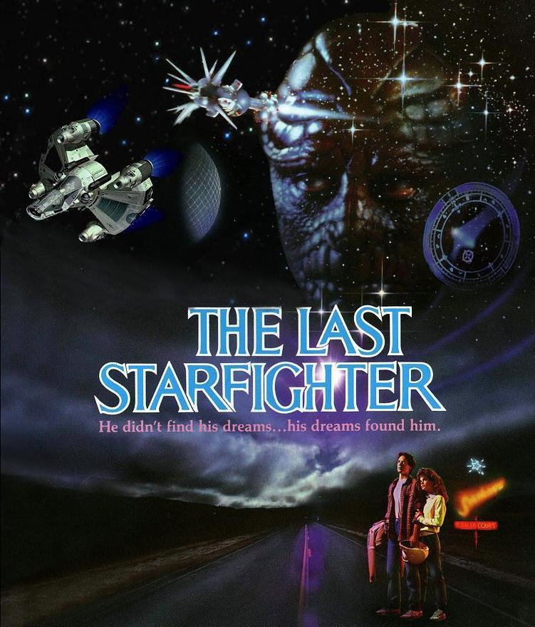 Coming Soon On Saturday B Movie Reel – The Last Starfighter