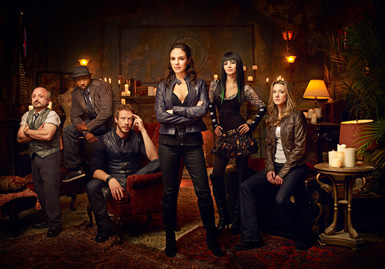 Lost Girl Coming to Syfy in January 2012