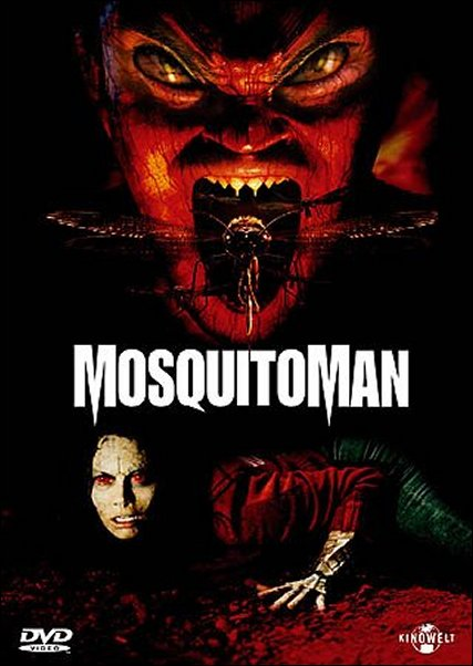 Syfy Original Movie – Mansquito On DVD
