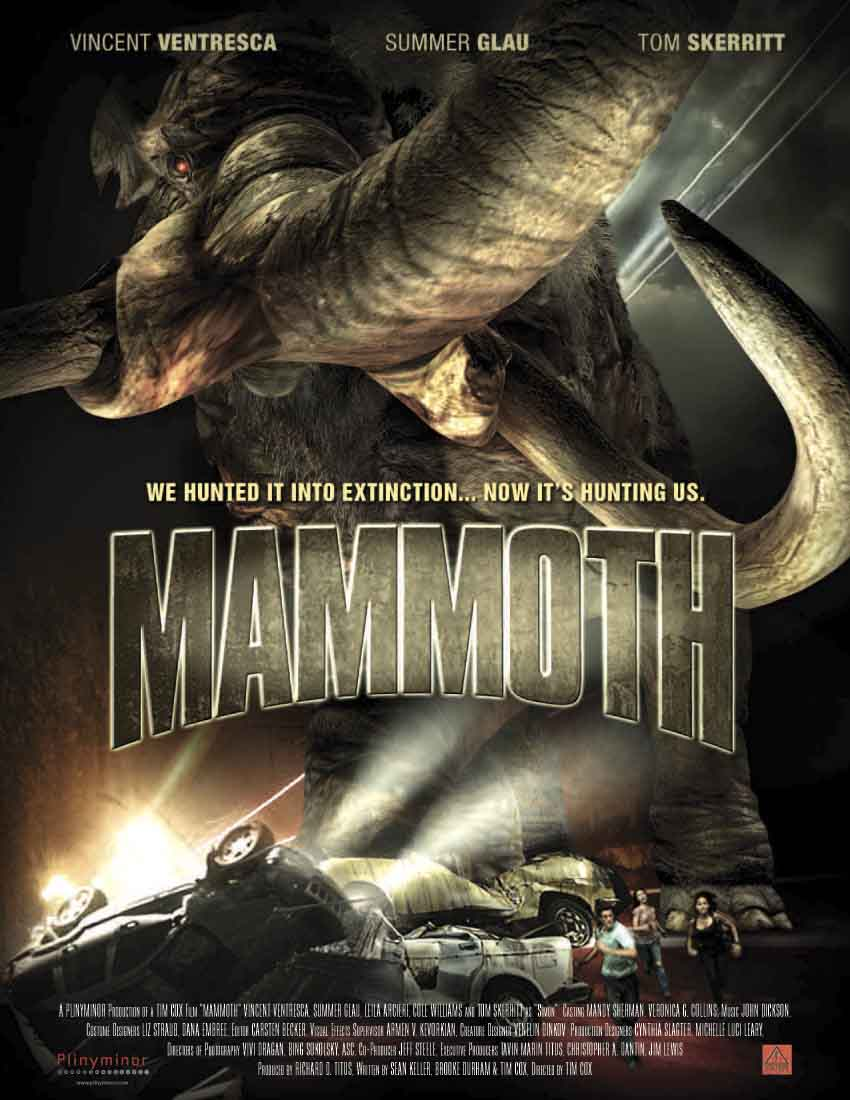 Syfy Original Movie – Mammoth On DVD