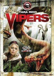 Syfy Original Movie – Vipers On DVD
