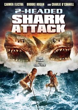 Coming Soon On Saturday B Movie Reel – 2 Headed Shark Attack