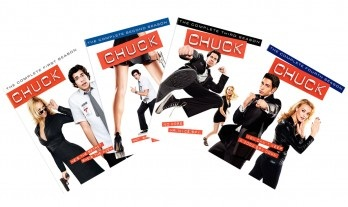 Contest – Win a Season of Chuck on DVD