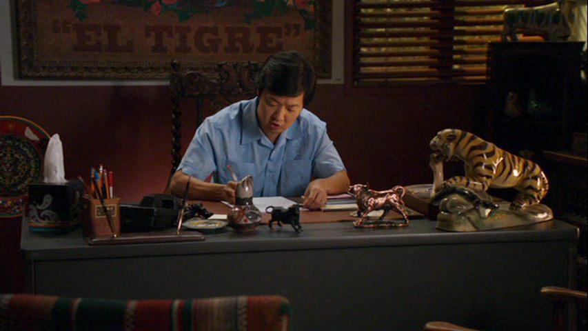 The Study Group – Season 1, Episode 10: Environmental Science