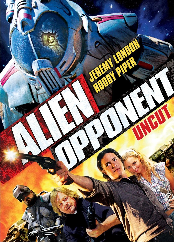 Saturday B Movie Reel #84 – Alien Opponent