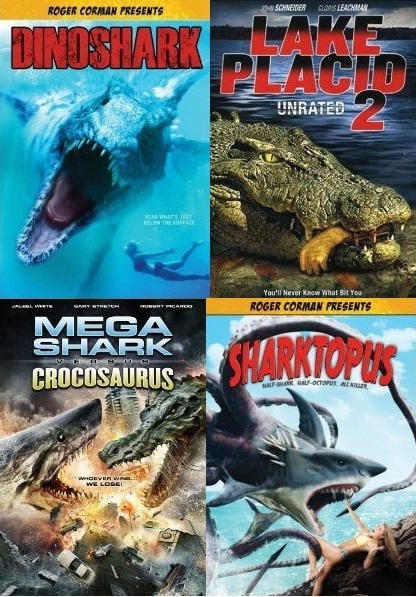 Syfy Original Movie Creature Features Marathon On May 26th, 2012