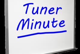 Tuner Minute