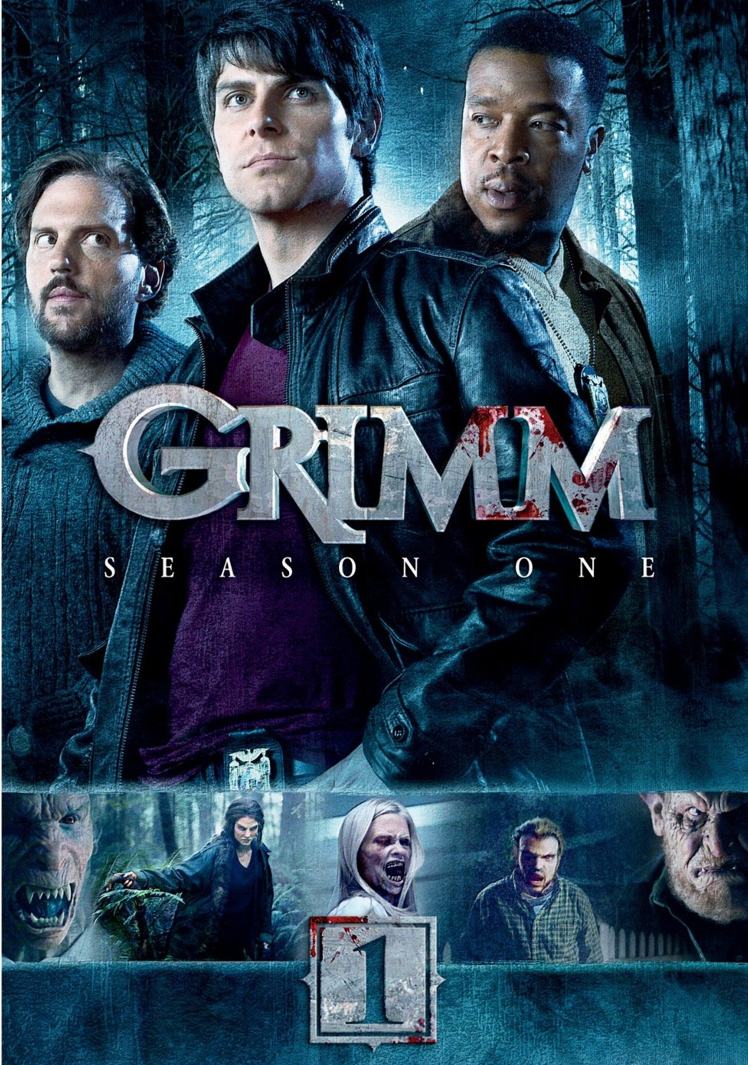 Pick Your Monster Contest – Win Grimm or The Incredible Hulk on DVD