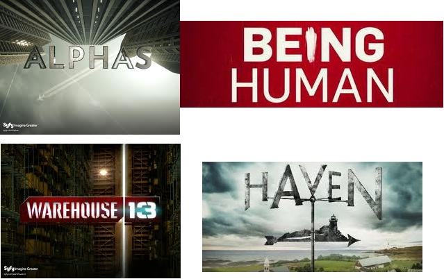 Contest – Win a Syfy DVD – Pick a Season of Alphas, Being Human US, Haven or Warehouse 13 on DVD