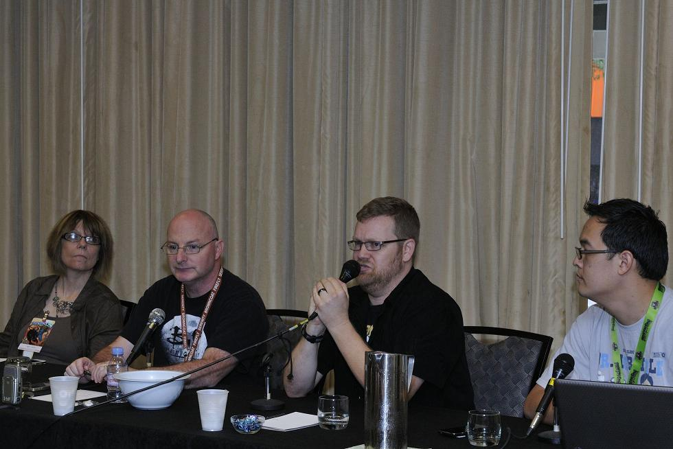 DragonCon 2012 – Whedonverse 101 Panel