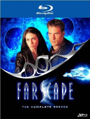 Contest – Win Farscape on Blu-Ray