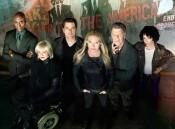 Fringe S5 cast