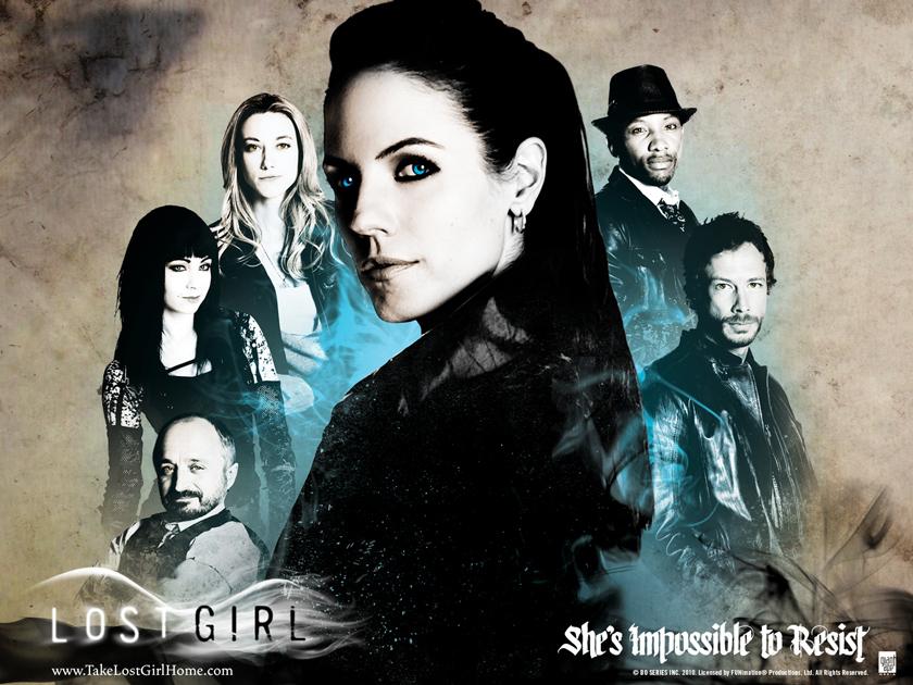 Lost Girl Season 1 and Season 2 Coming Soon On DVD and Blu-ray