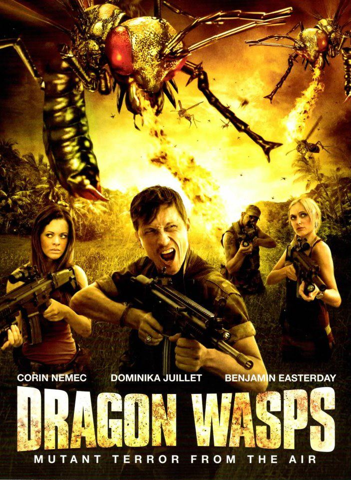 Syfy Movie – Dragon Wasps December 1, 2012