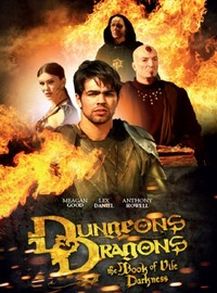 Syfy Original Movie – Dungeons And Dragons: The Book Of Vile Darkness November 24, 2012