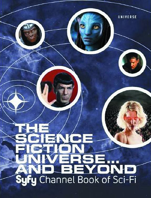 Contest – Enter to win The Science Fiction Universe…And Beyond