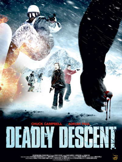 Watch Deadly Descent (2013) online free
