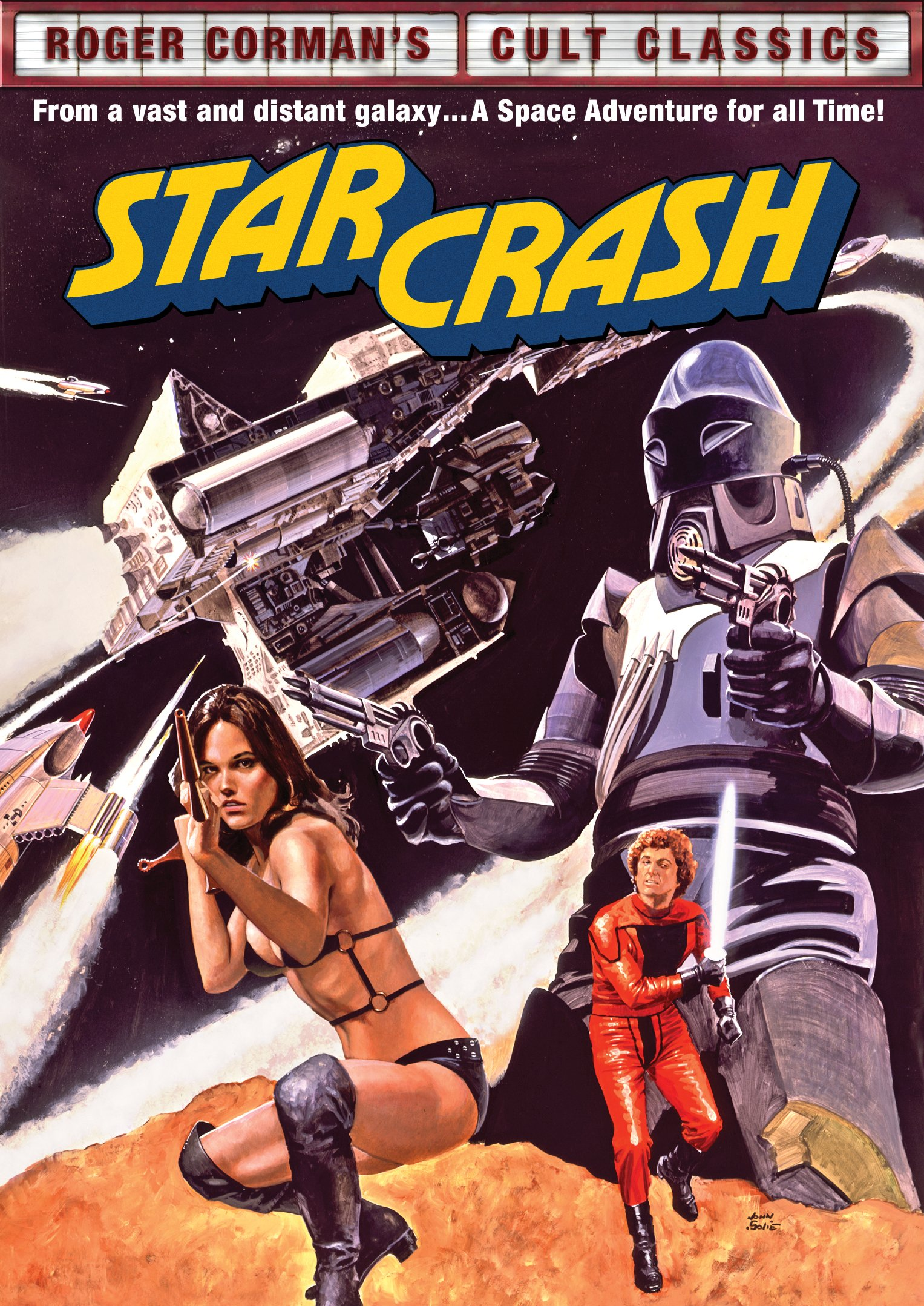 Dragon Con 2015 Scifi Drive-In Theater Heckle-Along – Starcrash