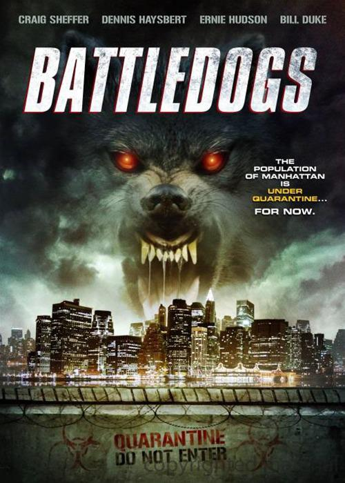 Next up on the Syfy Original Movie schedule is a werewolf movie called
