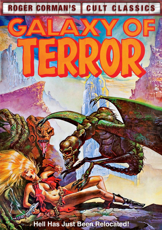 Coming Soon On Saturday B Movie Reel – Galaxy Of Terror
