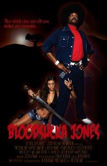 Coming Soon On Saturday B Movie Reel – Bloodsucka Jones