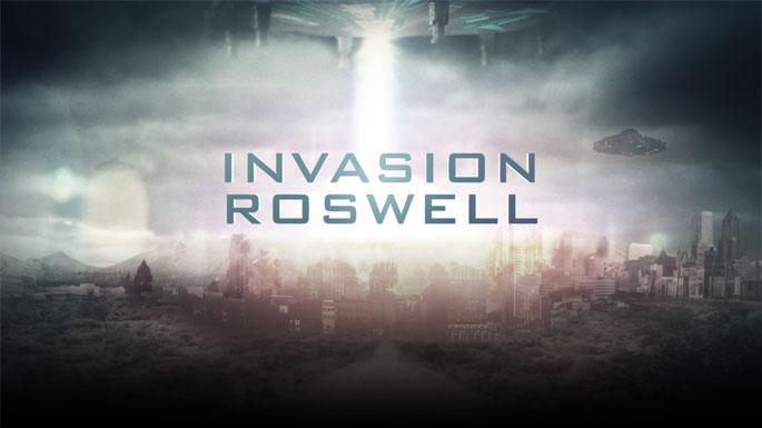Syfy Original Movie – Invasion Roswell August 8, 2013
