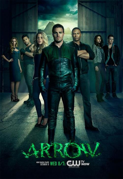 Contest – Win Arrow Season 1 On DVD or Blu-ray