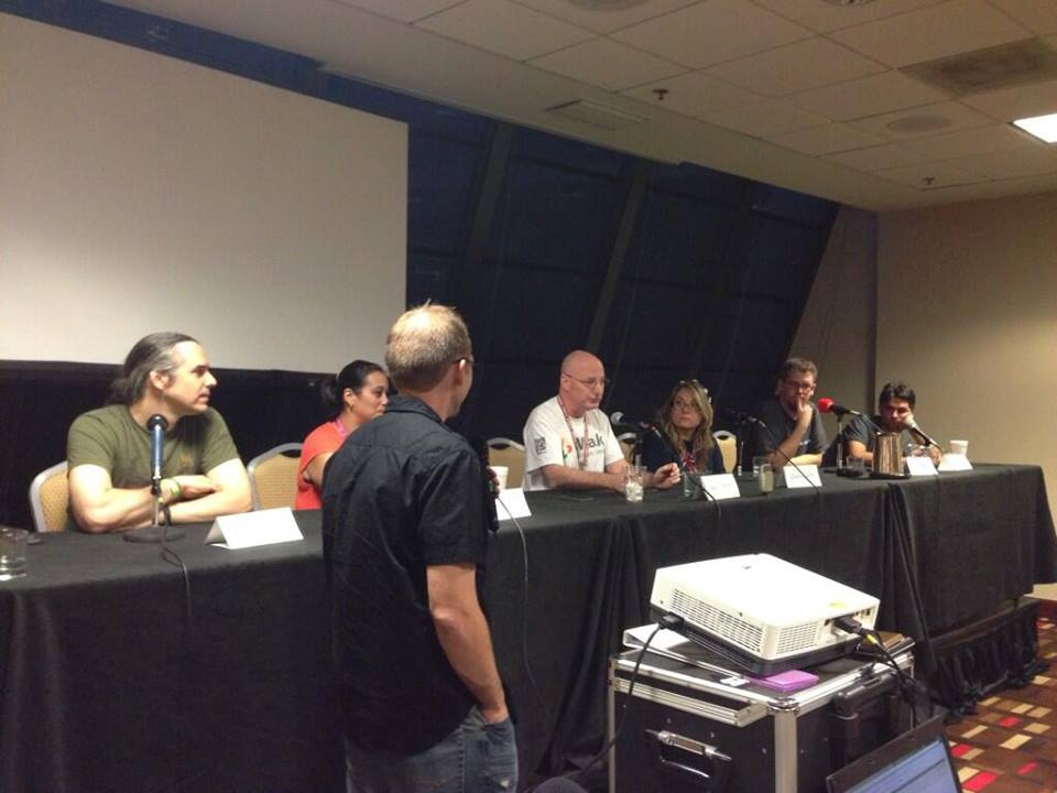 Dragon Con 2013 – How To Start A Fancast