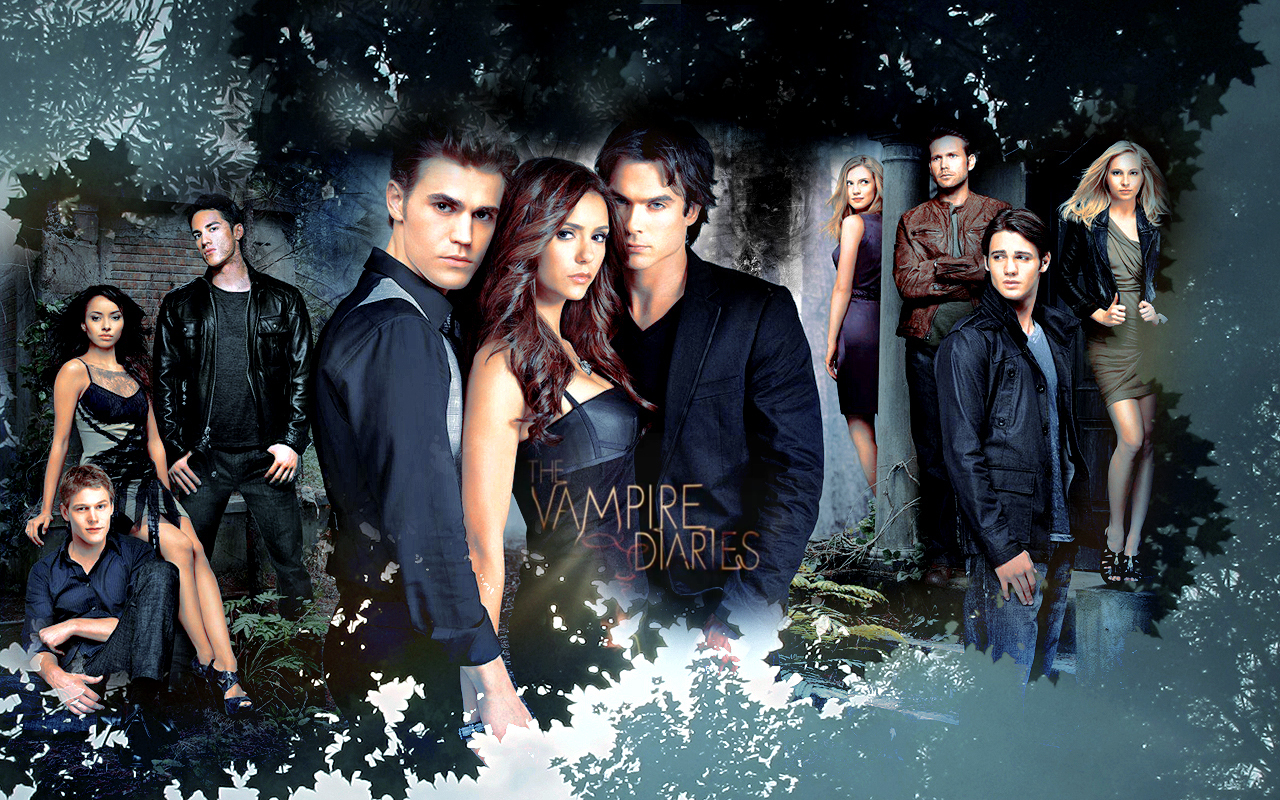 Dragon Con 2013 – Vampire Diaries Fan Panel