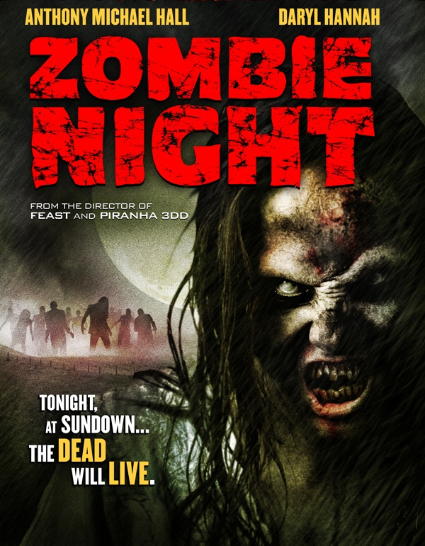 Syfy Original Movie – Zombie Night October 26, 2013