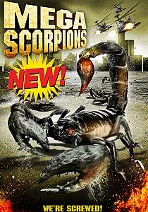 Saturday B Movie Reel #125 – Mega Scorpions
