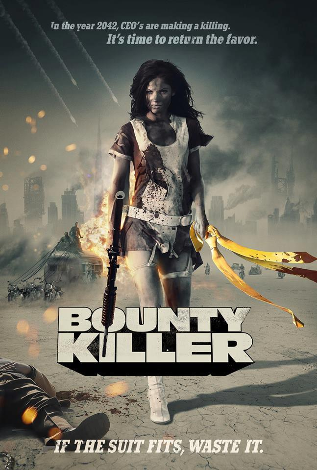 Saturday B Movie Reel #128 – Bounty Killer