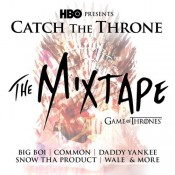 Catch the Throne mixtape image