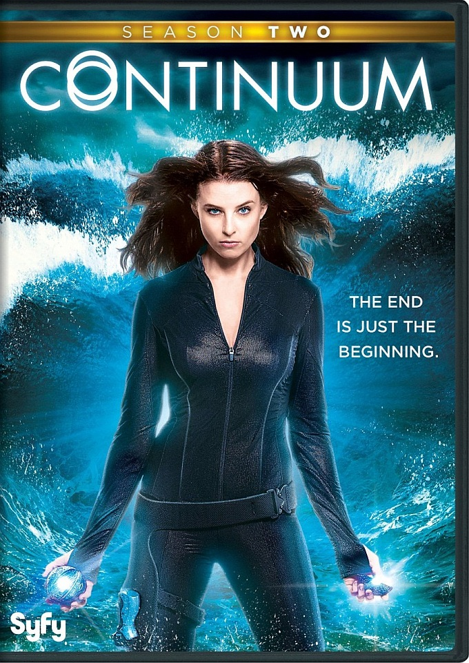 Contest – Win Continuum Season 2 On DVD or Blu-ray