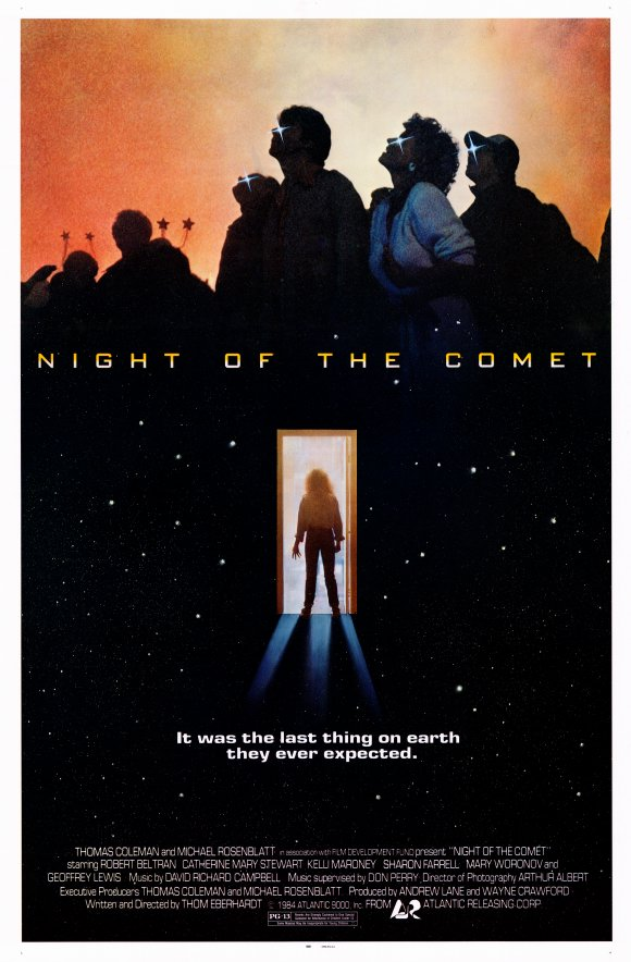 Saturday B Movie Reel Introductions – Night Of The Comet