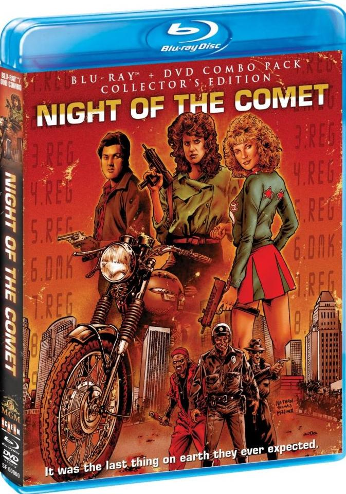 Contest – Win Night Of The Comet DVD/Blu-ray Combo Pack